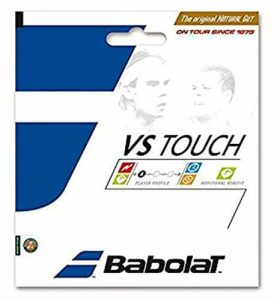 Best Tennis Strings For Topspin-Babolat Vs Touch