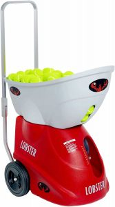 Lobster Sports – Elite Two Battery Powered Tennis Ball Machine