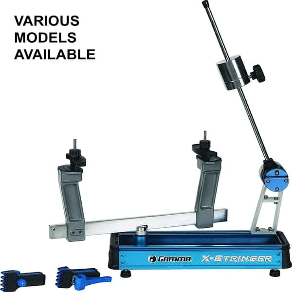 Gamma Stringing Tennis Racquet X-Stringer Machine