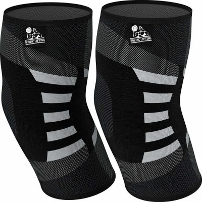Nordic Lifting Elbow Compression Sleeves